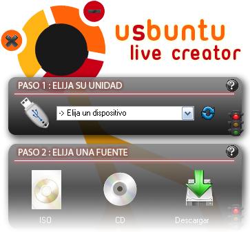 usbuntu-live-creator